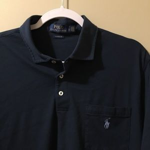 Polo by Ralph Lauren Front Pocket Polo